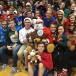 "FCHS 2ND ANNUAL ""TEDDY BEAR TOSS"""