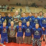FCHS Wrestling finish 3rd in Madison Invitational