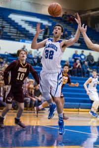 JV Boys Basketball v Bloomington North