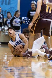 Boys Basketball v Bloomington North