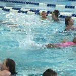 Summer Swim Lessons at FCHS