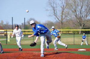 Varsity Baseball vs. Cathedral – Photo Gallery
