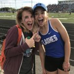 Girls Track Has Record-Setting Night