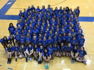 Volleyball Summer Camp 2017