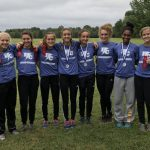 Lady Flashes 2nd at Columbus North Classic
