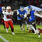 FCHS Flashes vs Center Grove Football Sectionals