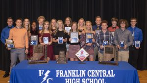 Fall Sports Awards Photos
