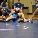 Wrestling: Black vs. Blue Intersquad Dual