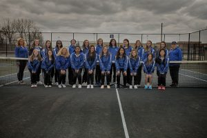 17-18 Girls Varsity Tennis