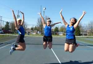 FCHS Girls Tennis 17-18