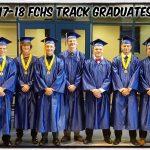 * FCHS Track Graduates *