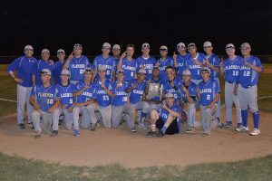 17-18 Boys Baseball Win Sectionals