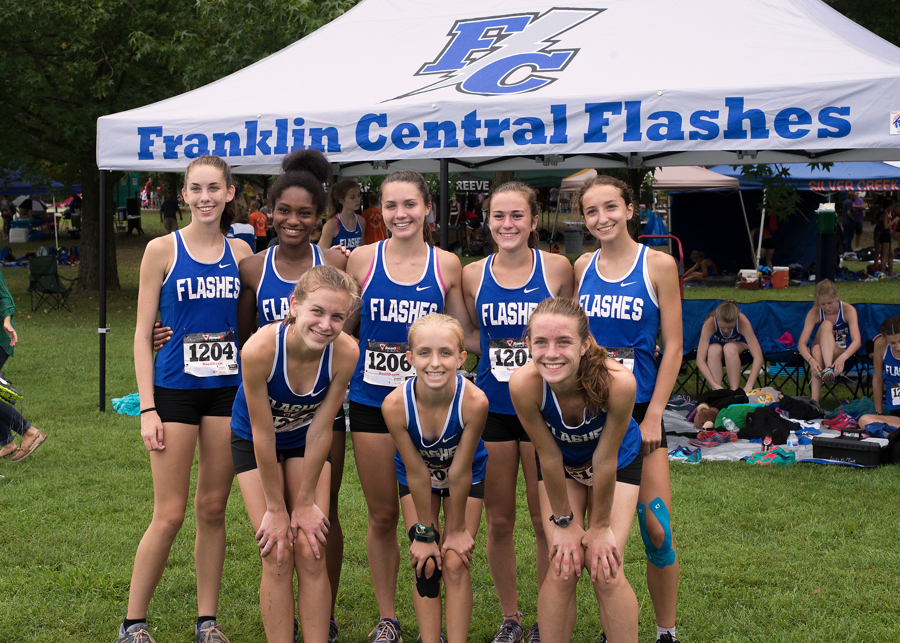 Girls Cross Country members named to Academic All-State First Team
