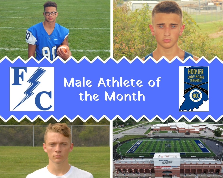 Male Athlete of the Month – August