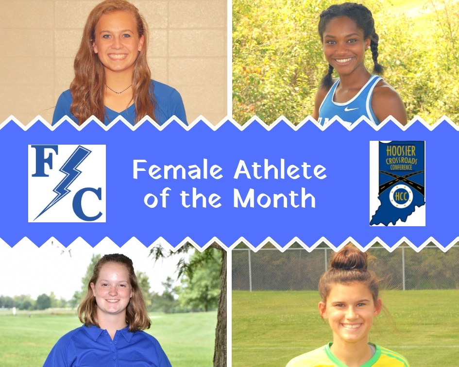 Female Athlete of the Month – August