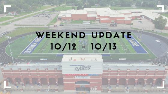 Weekend Update – 10/12-10/13