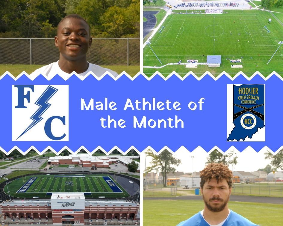 Male Athlete of the Month – October