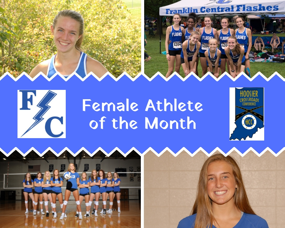 Female Athlete of the Month – October
