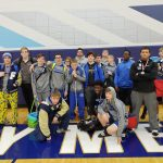 Boys Varsity Wrestling finishes 5th place at Capital City Classic