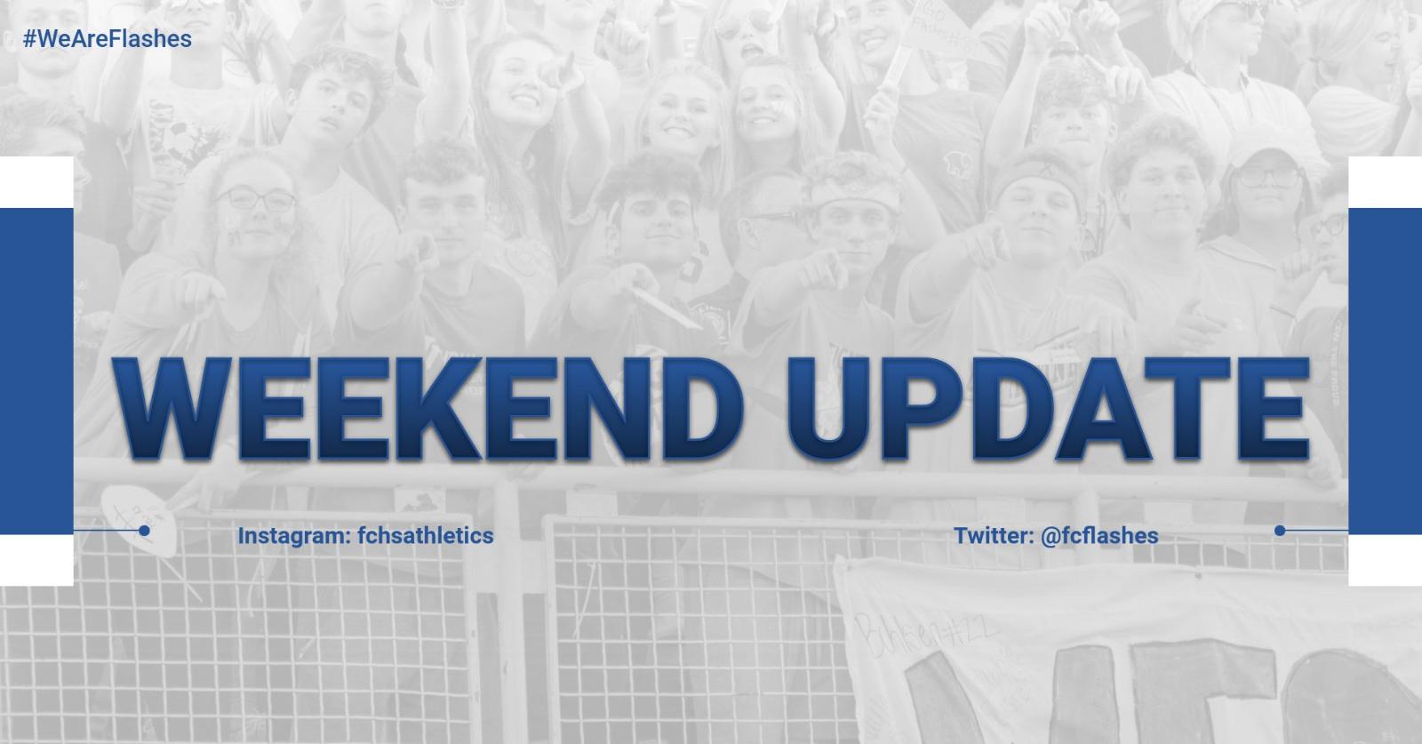 Weekend Update – 12/7-12/8