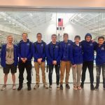 Boys Varsity Swimming finishes 36th place at IHSAA State Finals