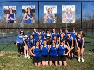 Photo Gallery – Girls Tennis 2019