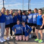 Lady Flashes Tennis Wins Plainfield Invitational