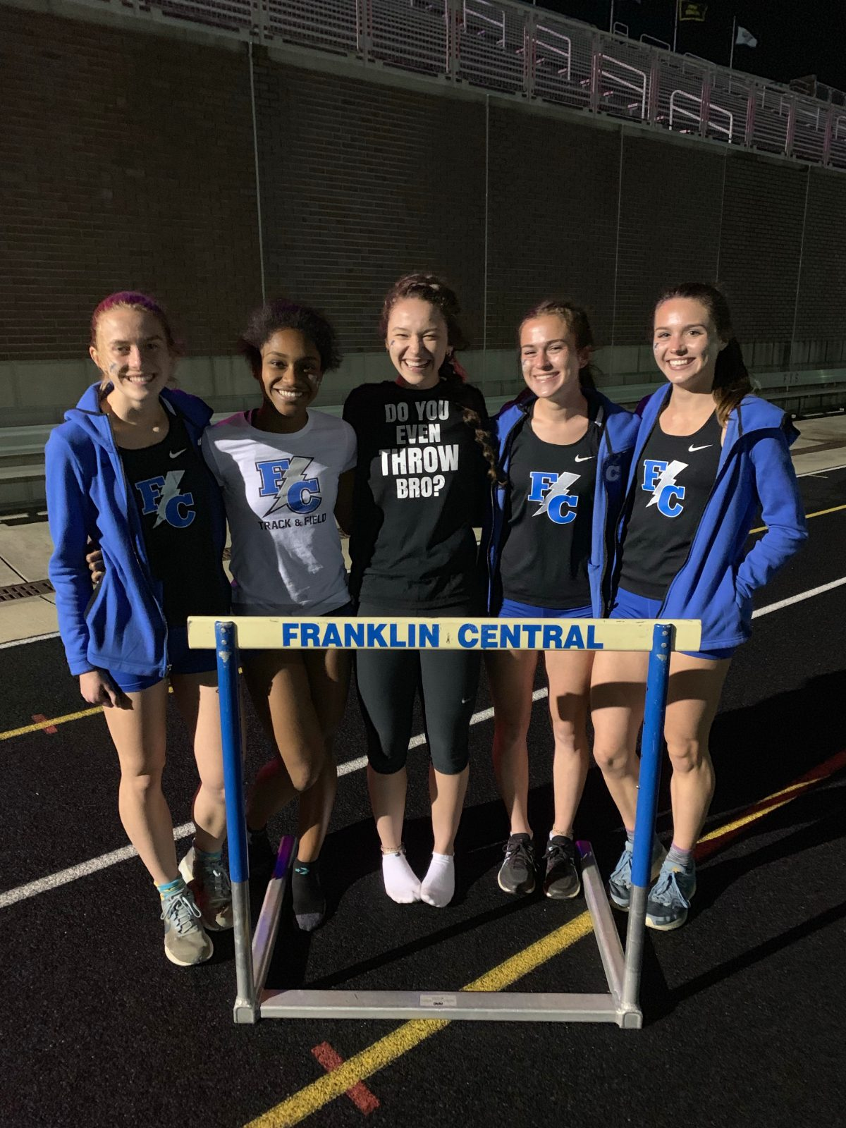 Lady Flashes Advance to State in 4 Events