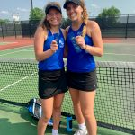 FC #1 Doubles Team Headed to State