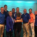 Franklin Central wins HCC Spring Sportsmanship Award