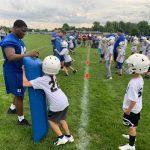 Photos – Flashes Football Summer Camp