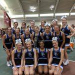 Varsity Cheerleaders Shine at Cheer Camp at Indiana University