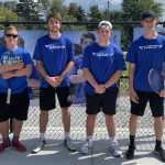 Flashes Boys Tennis have strong showing in scrimmage
