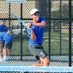 Boys Varsity Tennis loses close match vs. Mt. Vernon 2-3