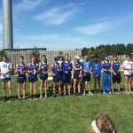 Boys Varsity XC 2nd and JV 1st at HSE Hokum Karem