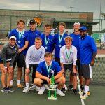 FC Boys Tennis wins Triton Central Invitational