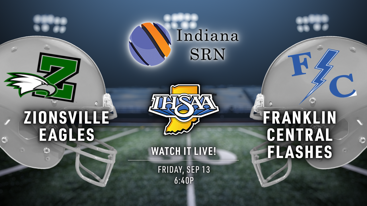 Flashes vs Eagles, Watch it Live! Friday Sept. 13th