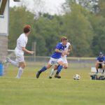 Boys Junior Varsity Soccer falls to Brebeuf Preparatory 1 – 0