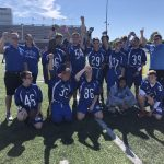 Unified Flag Football beats Indian Creek 38 – 29