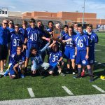 Franklin Central wins the Unified Flag Football Sectional!