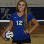 Carly Sobieralski makes the Jr. South All-Star Volleyball Team