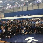 Boys Varsity Wrestling beats New Palestine 62 – 12 Senior Night/Middle School Night