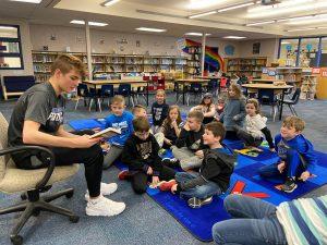 Photo Gallery – FCHS Football Elementary School Visit 2/21