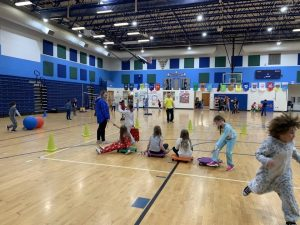 Photos – FCHS Tennis Elementary School Visit