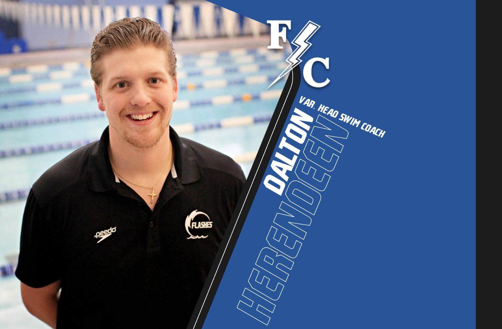 Flashes Announce Head Varsity Swim Coach