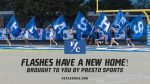 Flashes Have A New Home!