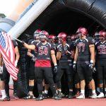 Patriot Football Homecoming Week 3 VS. Onterio