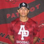 Patriot Baseball Player Gabe Ramos Commits to Azuza Pacific U