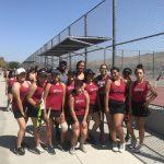 Warriors Girls Tennis Keeps on Rolling!