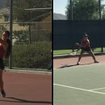 Patriot Girls' Tennis Spinning to New Heights
